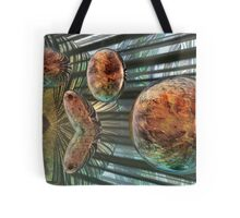 Evolution of Spheres Tote Bag