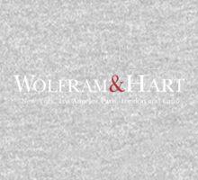 Wolfram and Hart Angel T-Shirt One Piece - Long Sleeve