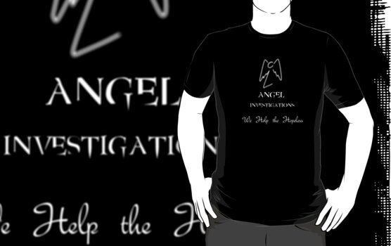 Angel Investigations, we help the Hopeless by HarryCane