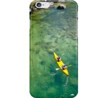 Kayaking iPhone Case/Skin
