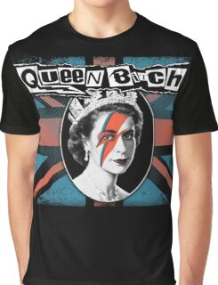 Queen Bitch Graphic T-Shirt