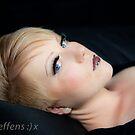 Blue eye's by CazSteffens