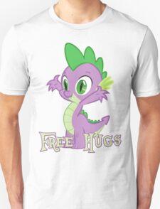 Spike Free Hugs T-Shirt