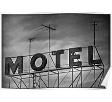 Motel # 1 Poster