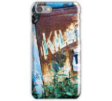 Rusty Truck #1 iPhone Case/Skin