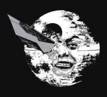 Trip to the, That's No Moon.... by Bizarro Tees