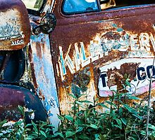 Rusty Truck #1 by bengraham