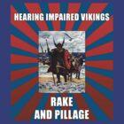 Hearing Impaired Vikings by NeedsMoreCoffee
