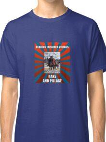 Hearing Impaired Vikings Classic T-Shirt