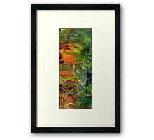 Summer Triptych III Framed Print