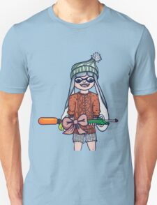 Christmas Splatoon Inkling  Unisex T-Shirt