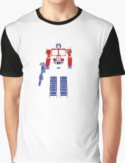 Optimus Truck Graphic T-Shirt