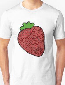 Strawberry Fruit Unisex T-Shirt