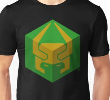 """Cube of The Trickster (The """"Lokia"""" Logo) Unisex T-Shirt"""