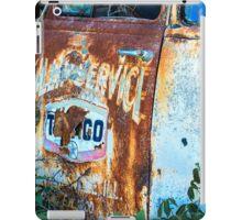 Rusty Truck #2 iPad Case/Skin