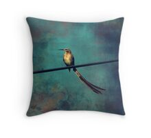 Sugarbird Throw Pillow