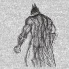 Heroic Rough Sketch by HeatWave