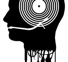 Vinyl Man by Blaž Rojs