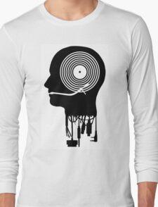 Vinyl Man Long Sleeve T-Shirt
