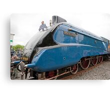 LNER Mallard no 4468 at Railfest 2012 York Canvas Print