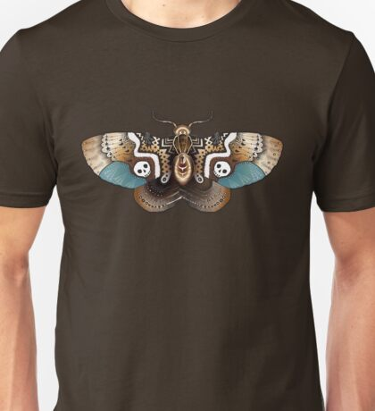 Clockwork Moth Unisex T-Shirt