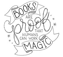Books Are Magic by AlexisLampley