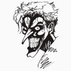 Joker - Black by HeatWave
