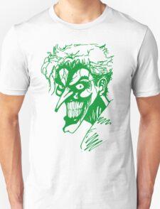 Joker - Green Unisex T-Shirt