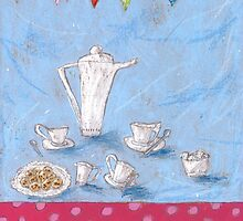 Have a brew... by Tine  Wiggens