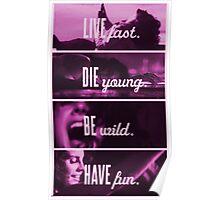 Lana Del Bae Poster