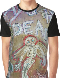 Day Of The Dead - Ascension Graphic T-Shirt
