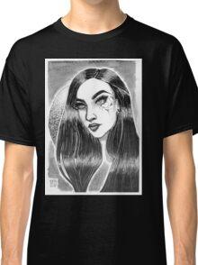 Cracked Girl Classic T-Shirt