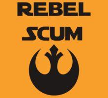 Rebel Scum by TomMurphyArt