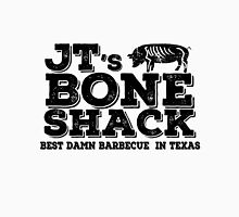 jt's bone shack- best in texas Unisex T-Shirt