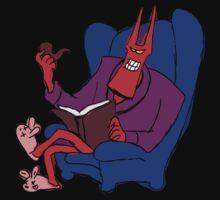 Mr Hell by kjen20