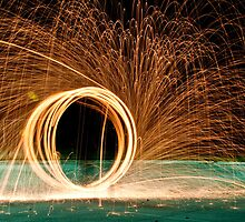 Steel Wool 1 by Douglas Gaston IV
