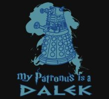 My Patronus is a Dalek by Tardis53