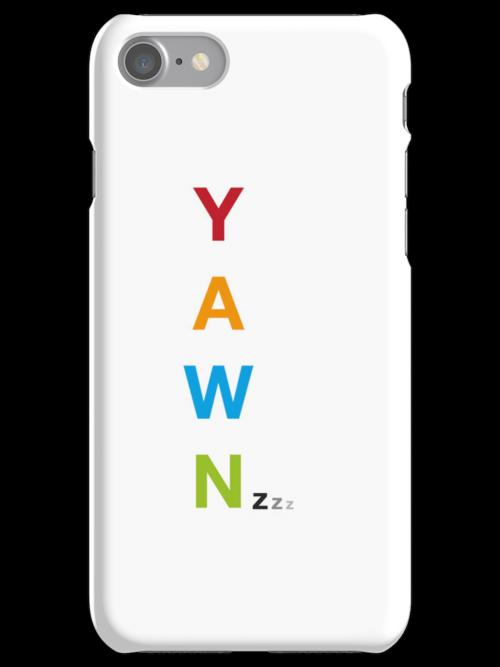 Yawn by Kaykingston