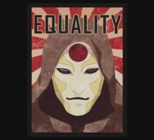 Equality - Amon by nickart