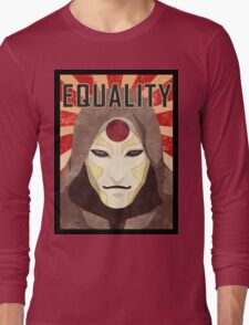 Equality - Amon Long Sleeve T-Shirt