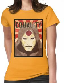Equality - Amon Womens Fitted T-Shirt