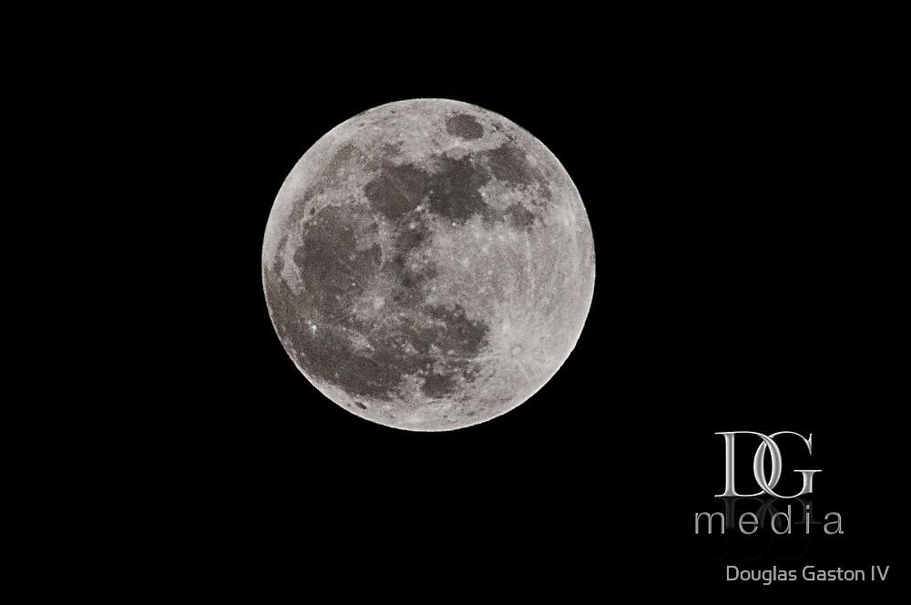 Super Moon by Douglas Gaston IV
