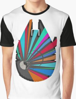 Rebel and Restore the Republic Graphic T-Shirt