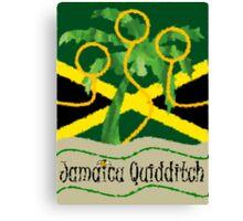 Jamaica Quidditch Canvas Print