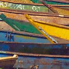 These Boats by Simon Mears