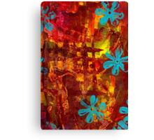 JOY Glows Even When it's Dark Outside Canvas Print