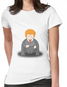 Ronald Weasley Womens Fitted T-Shirt