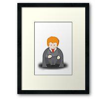 Ronald Weasley Framed Print