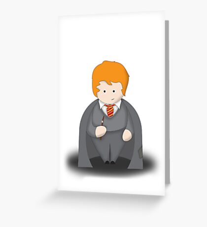 Ronald Weasley Greeting Card