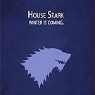 Game of Thrones: Stark (alternative) by kevinlartees